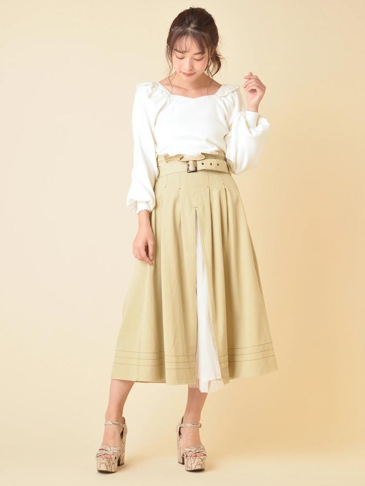 フレア スカート